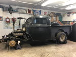1941 Willy pickup project