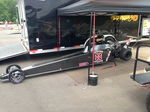 2011 Half Scale 7.90 jr Dragster