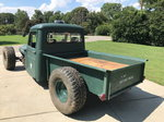 '58 Willys Jeep Rat Rod