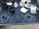 Currie Ring and pinion and full floater set