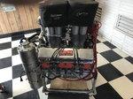 410 DONOVAN SPRINT CAR ENGINE