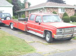 CHEVY HAULER/ HODGES BED C-30 3+3