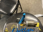 Outlaw shifter with solenoid