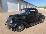 1936 Ford 3 Window