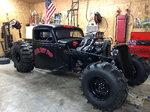 Turn Key Mud Drag Truck