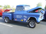 1955 CHEVY TRUCK ( PROJECT ) FILE PHOTO