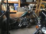 Harley Davidson pro street