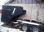 Ramp over trailer for trade
