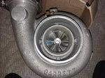 New Garret gt 4294 with god speed  intercooler !!