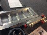 LS dry sump pan,pump and balancer