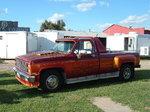 82 Chevy Custom Dually Truck