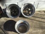 Vintage Jongbloed wheels