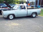 1976 Dodge D100