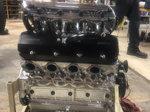 441 Billet turbo engine