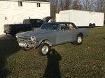 1965 Chevy nova gasser