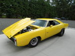 1970 charger rt hemi pro street high end build