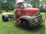 1953 FORD COE C600