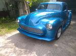 Beautiful 1950 Custom Chevy Truck