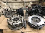 Crower 10.7 hemi pedal clutch/Lenco Reverser