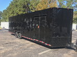 28' Enclosed Trailer