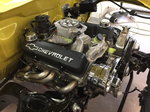 383 500HP SBC Stroker Crate Engine And Built Turbo 400