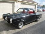 50 Studebaker Starlight Coupe Pro Street