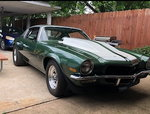 1970 True Z/28 Camaro