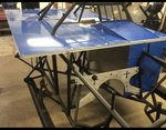 2015 Taylor Chassis with new paint , deck , & interior&n
