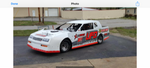 2019 1ST chassis street stock roller trade