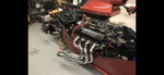 582 BBC complete drag engine