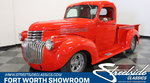 1946 Chevrolet 3 Window Pickup Resto-Mod
