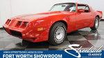1980 Pontiac Firebird Trans Am Turbo
