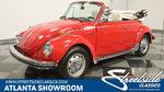 1974 Volkswagen Beetle Convertible  Karmann Edition