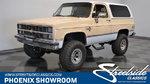 1984 Chevrolet Blazer K5 4x4