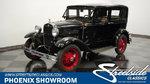 1931 Ford Model A Slant Windshield