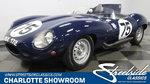 1960 Jaguar D-Type Replica