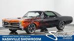 1967 Pontiac GTO Restomod