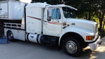 1997 International 4700 LPX Race Toter
