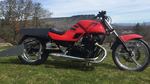 84 Suzuki 1150 drag bike