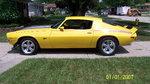 1973 camaro z28 real