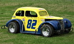 LEGENDS RACE CAR – 1937 FORD SEDAN