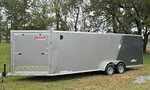 2019 Pace Highmark 7'x27' Snowmobile Trailer