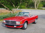 1987 Mercedes-Benz 560SL  for sale $34,900