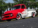 1954 Ford F-100  for sale $37,995