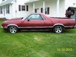 1985 Chevrolet El Camino  for sale $7,000