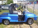 t953 ford golf cart