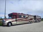 2007 Haulmark Motorcoach and Stacker Trailer  for sale $215,000