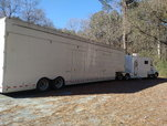 Kenworth toterhome and Gold rush trailer  for sale $25,000