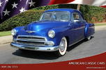 1951 Chevrolet Business Coupe  for Sale $19,900