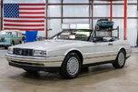1991 Cadillac Allante  for sale $8,900
